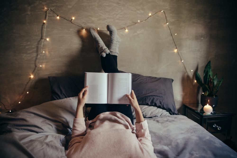 citeste o carte inainte de somn