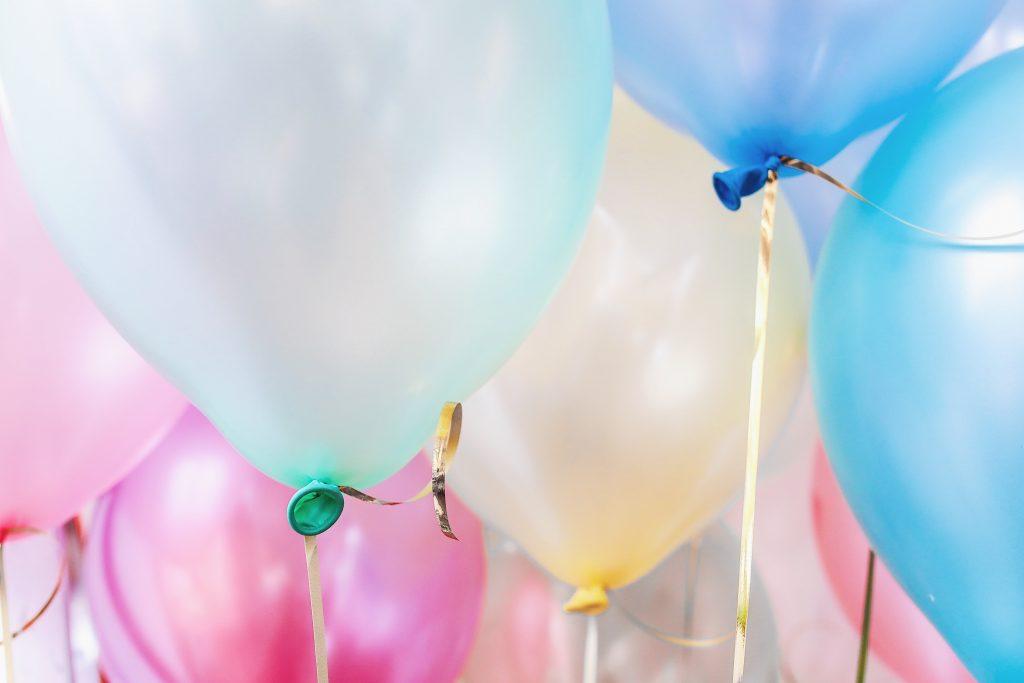 baloane pentru petrecere